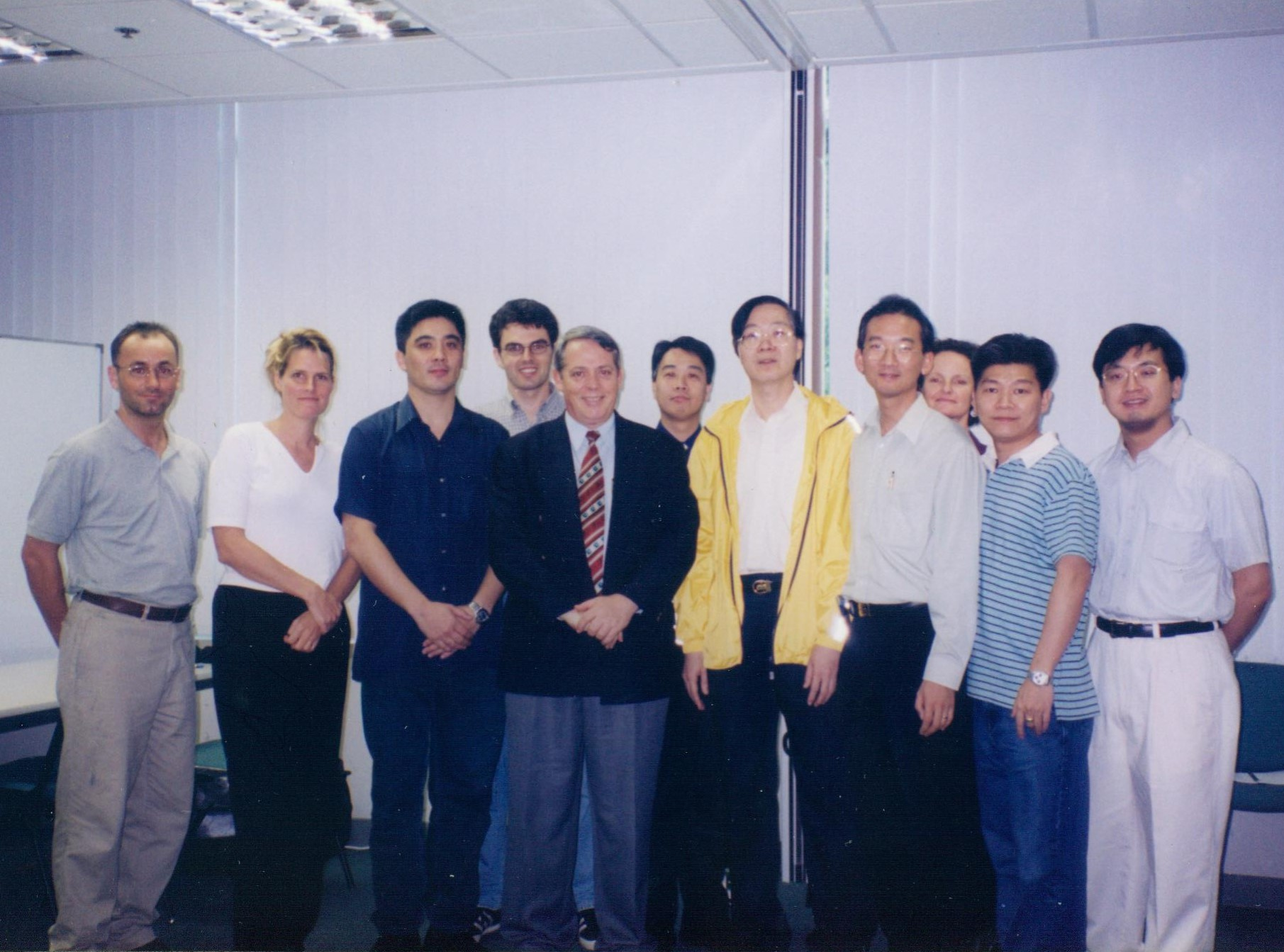 hong kong workshop 2001