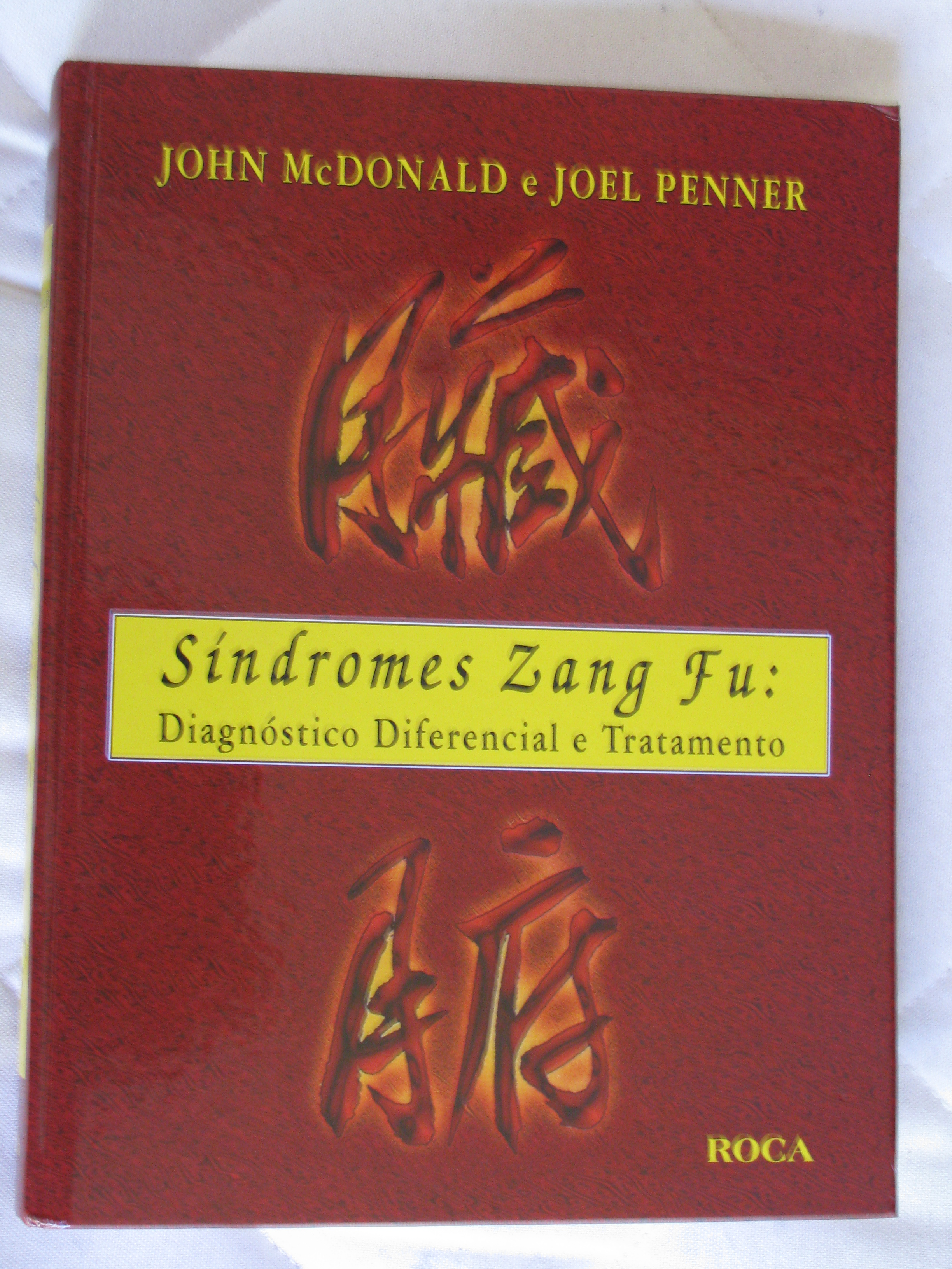 Portuguese edition of Zang Fu Syndromes published in Brazil