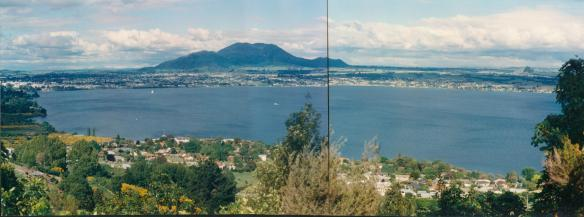 lake taupo panorama 1996
