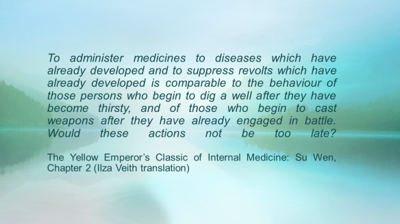 To administer medicines to diseases which have already