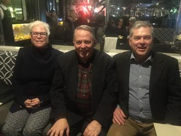 Judy, John and Stephen